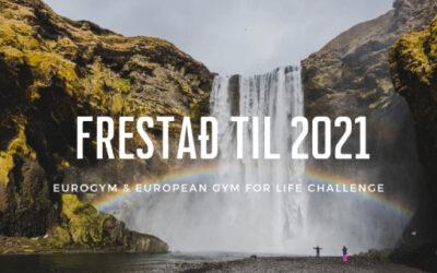Eurogym 2020 frestað vegna kórónuveirunnar