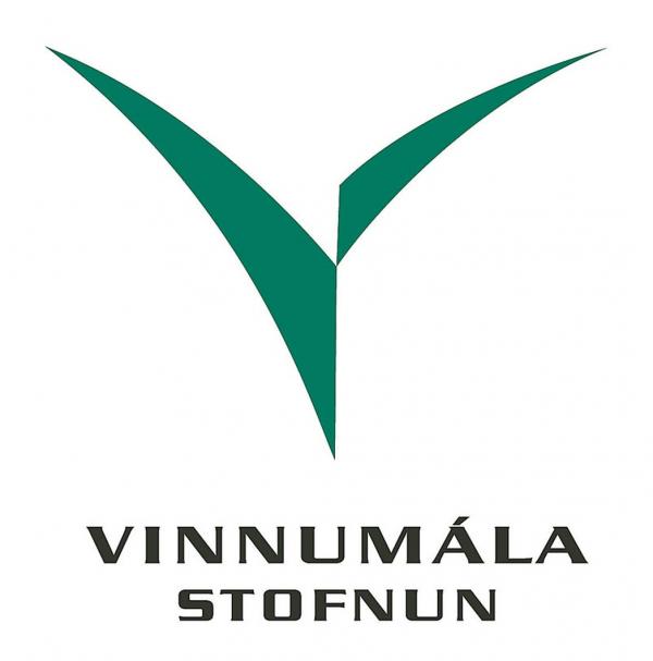 Vinnumálastofnun logo